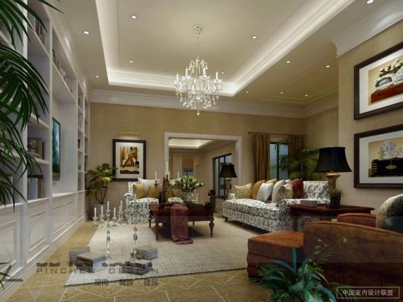 Lagerung Wohnzimmer gemütliches Licht Lampen