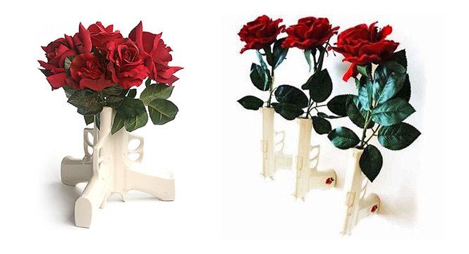Wunderschöne rote Rosen