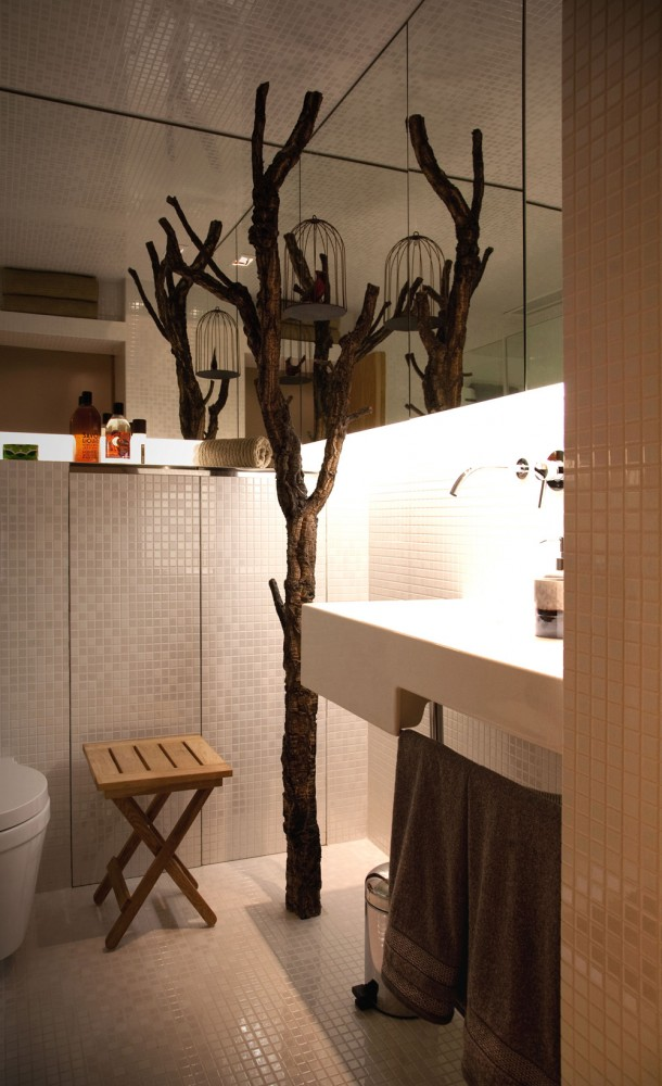 Small space living - Bathroom designs for small spaces ...
