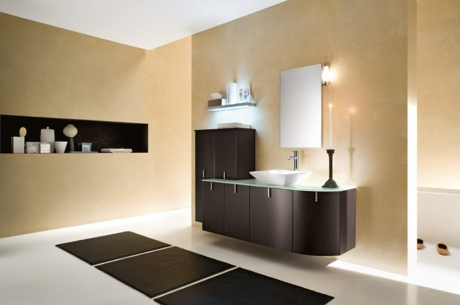 Badezimmer-Beleuchtung