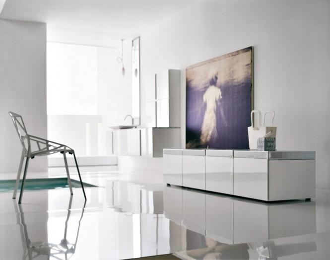 Badezimmer-Wand-Kunst