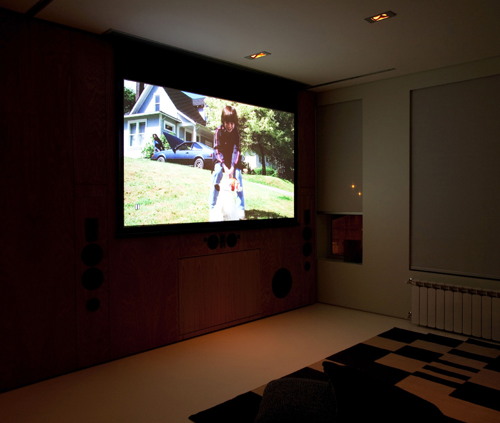 Home Entertainment Spaces: Small Space Living