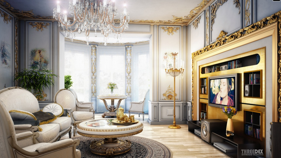 A victorian gentleman 39 s virtual home - Victorian style living room ...