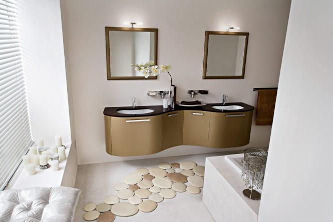 fancy Badezimmer-Teppiche