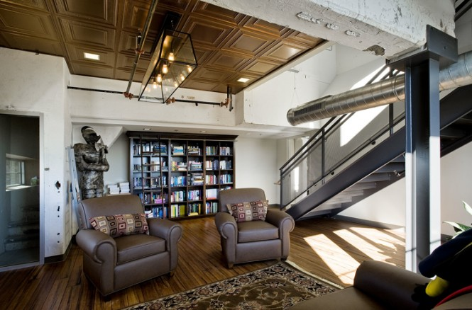 Google cooles Büro