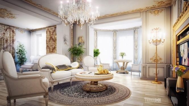 grand victorian room