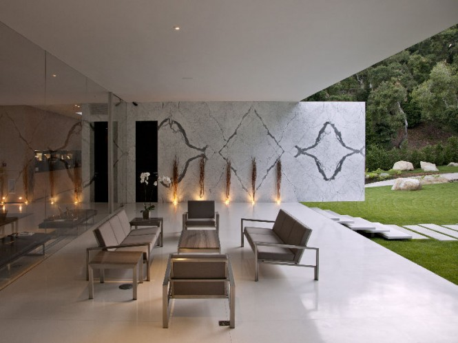 Luxus-veranda
