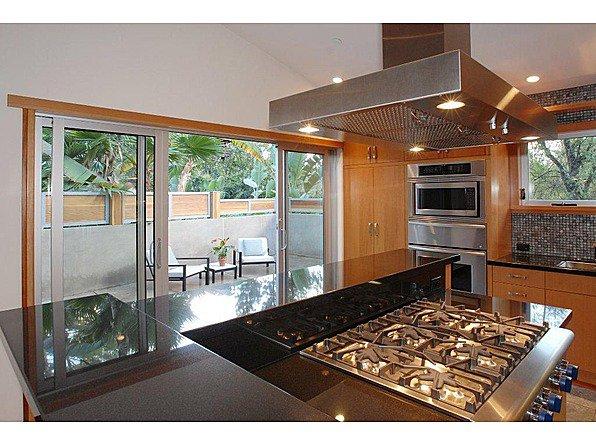 Modular Kitchen Chimney Interior Design Ideas