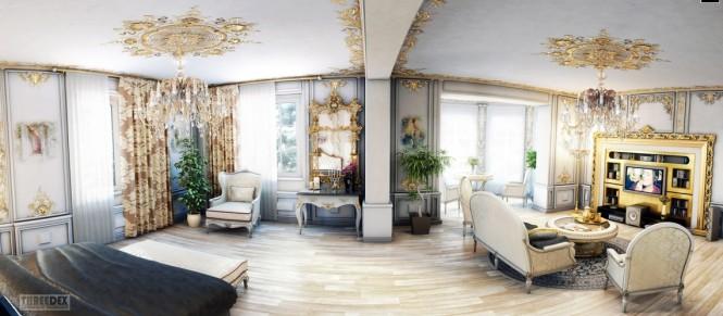 regency-Stil-Möbel