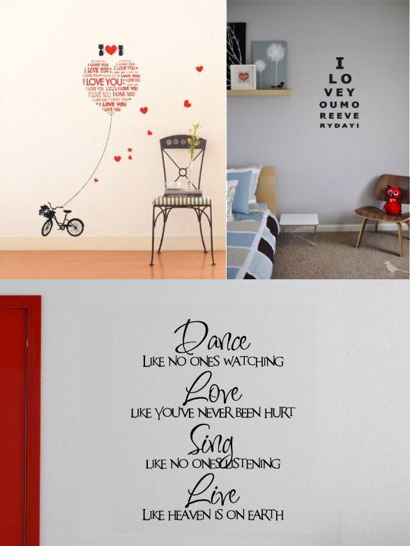romantische Valentinstag-Karte