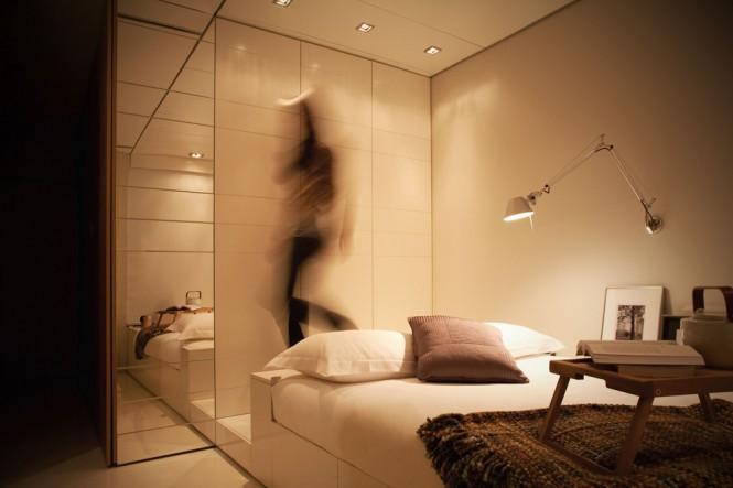 klein-Raum-Schlafzimmer-Kleiderschrank