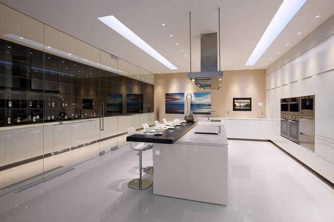super-Luxus-Küche