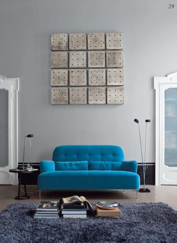 The Blue Couch Interior Design Ideas