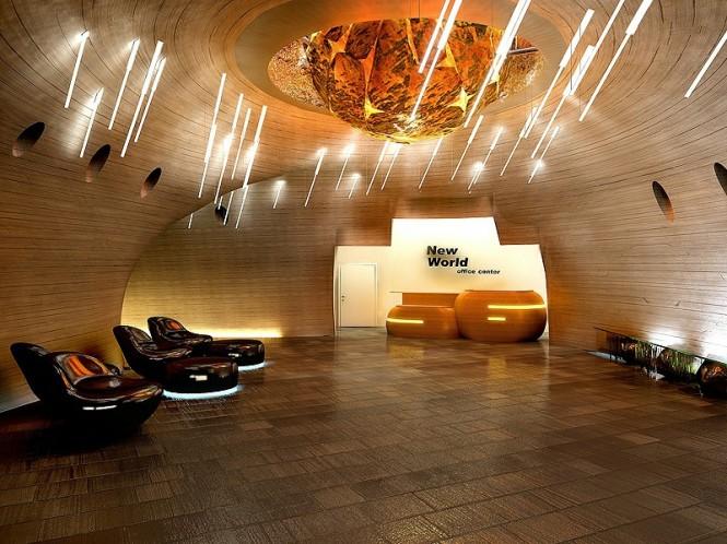 futuristic office designs | Interior Design Ideas.