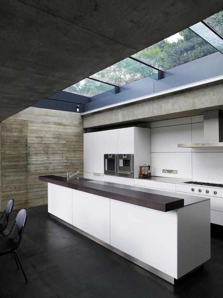 Kitchen Skylight Interior Design Ideas