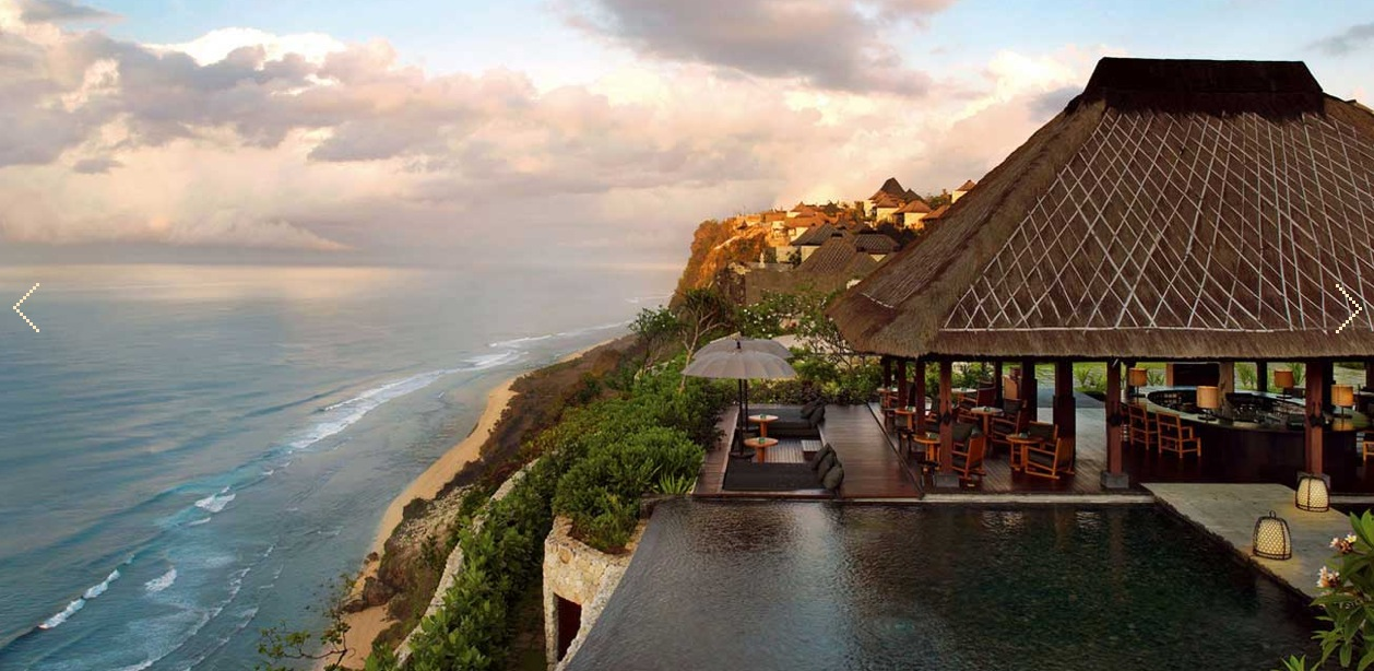 Stunning Bulgari Resort In Bali