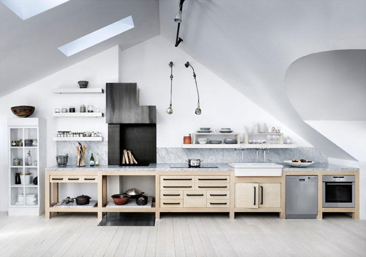 Modern Scullery Kitchen Interior Design Ideas