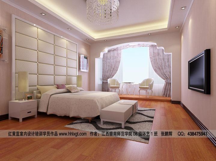 Student Bedroom Feminine Theme Interior Design Ideas