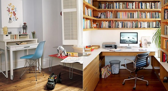 Interior Design Ideas For Home Office: Workspace Inspiration
