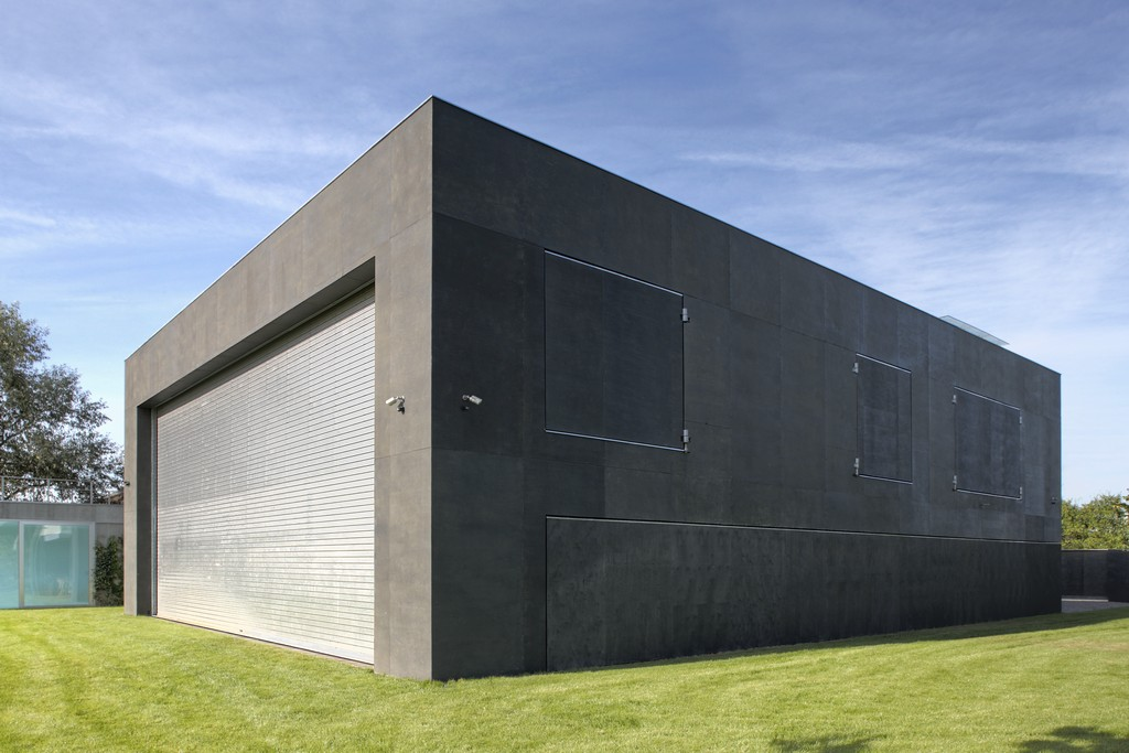 Transformer Safe House