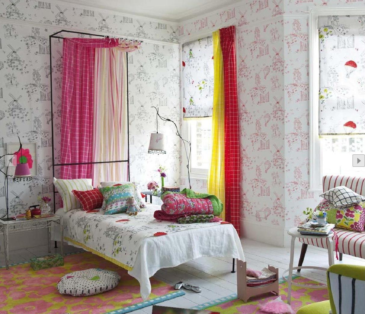 Home Furnishing Designs: Spring Decoration