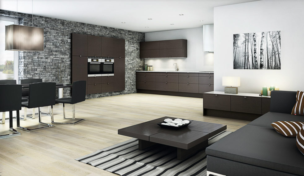 Decor Inspiration A Kitchen To Live In: Nordic Kitchen Design Inspiration