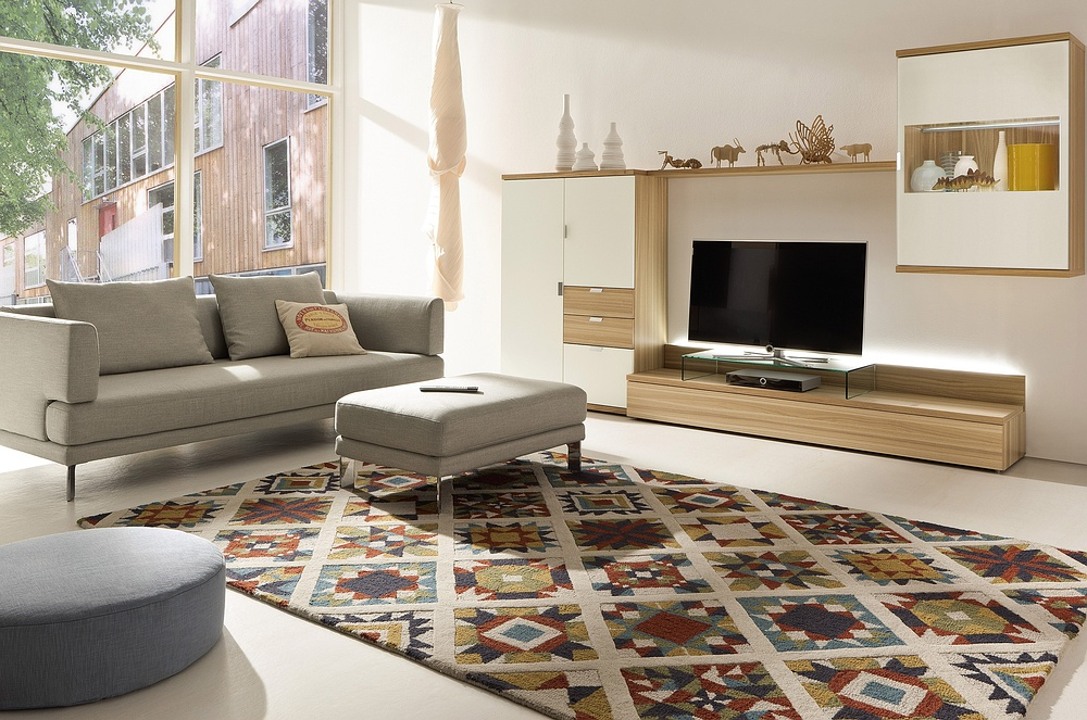 10 living rooms that sport style and substance