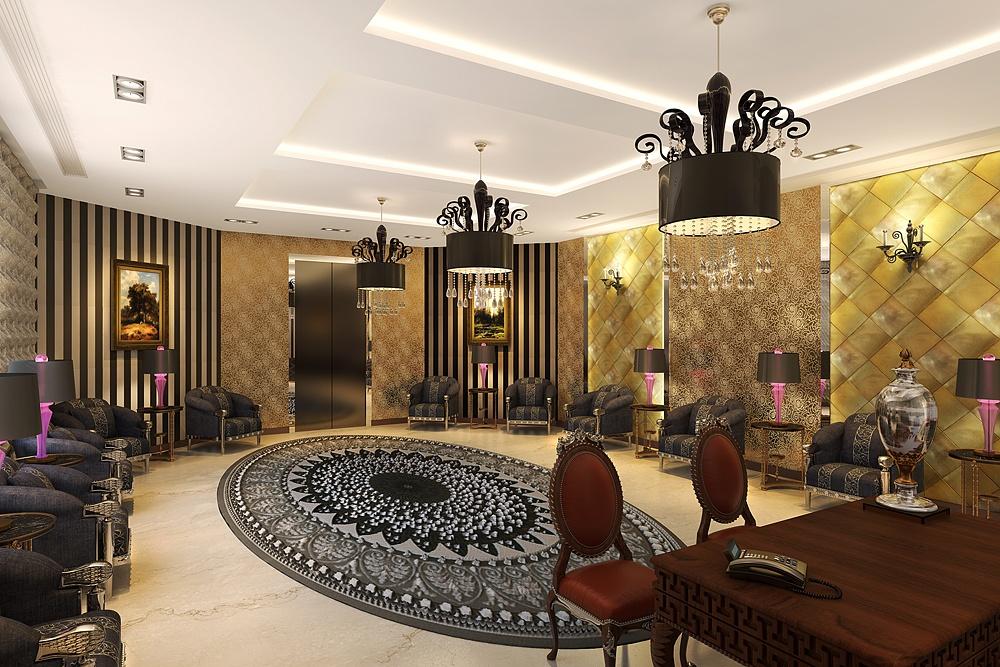 Palace Like Interiors