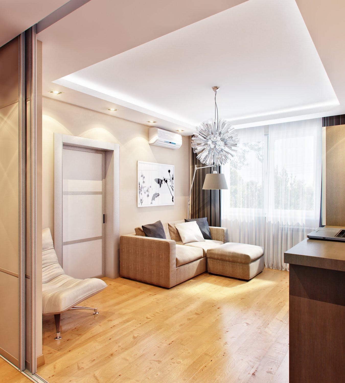 mod retro living room | Interior Design Ideas.
