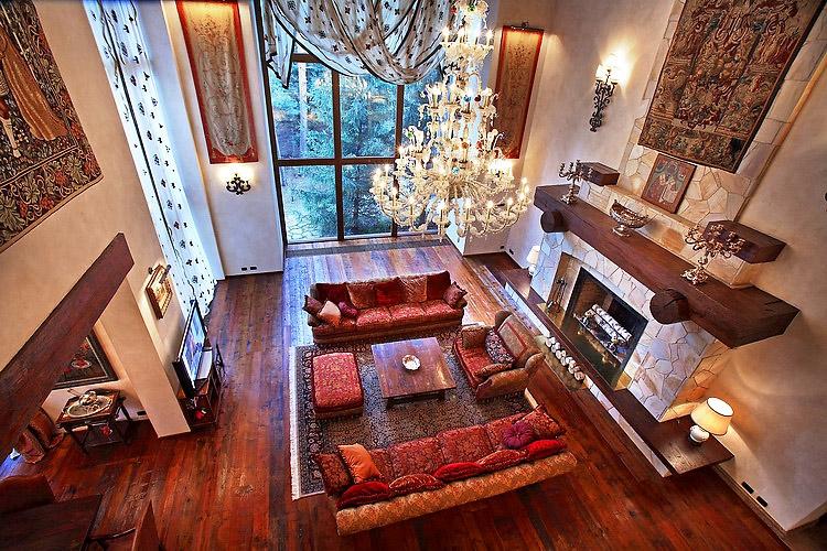 Rublyovka houses where russias super elite live