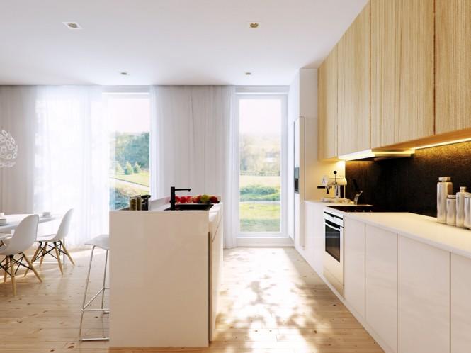 Inspiring Interior Designs By P Amp M Studio