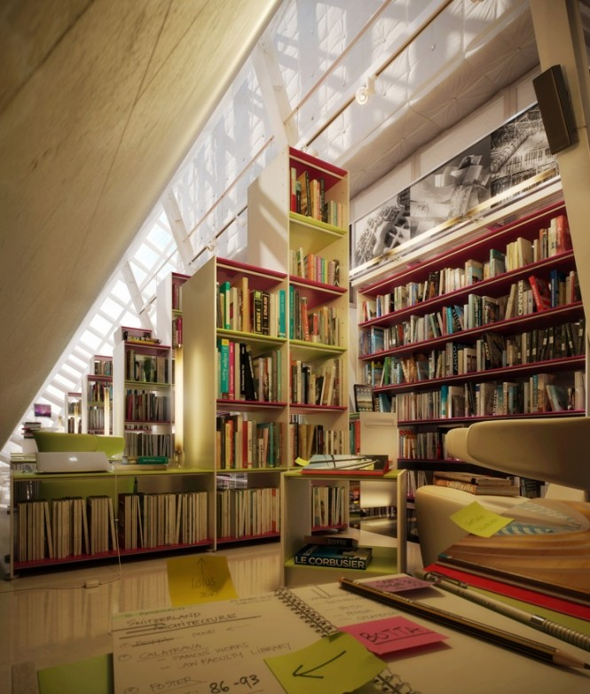 Modern Home Library Design Ideas: Library Inspiration