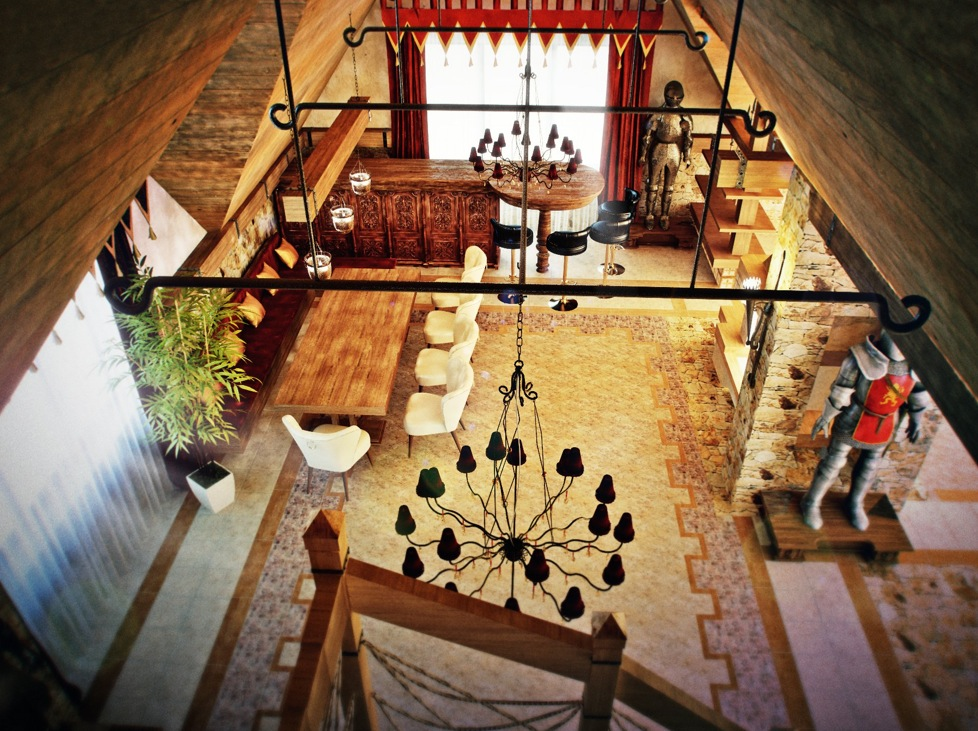 Castle Interiors Interior Design Ideas