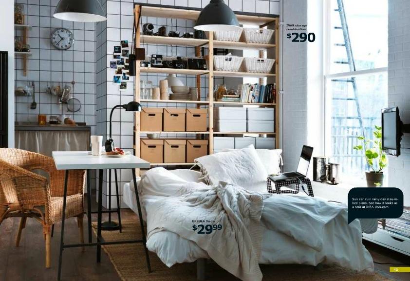 Ikea City Living Roominterior Design Ideas