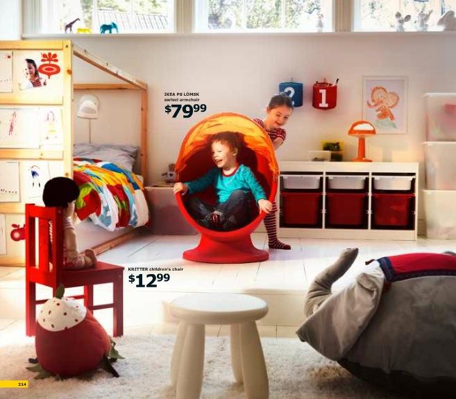 Ikea Kids Room Inspiration: Interior Design Ideas