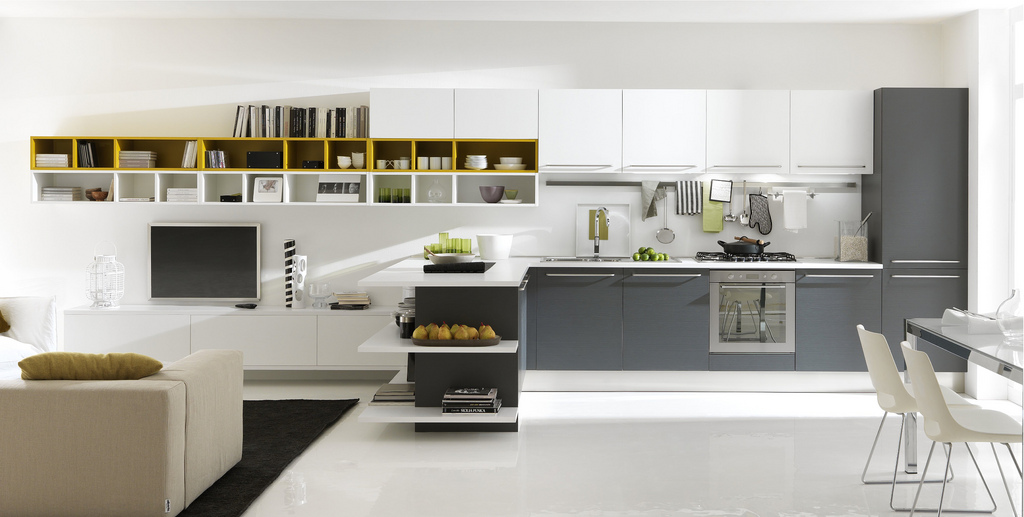 grey and white contemporary kitchens 1000 images about kitchen on walnut kitchen 6954