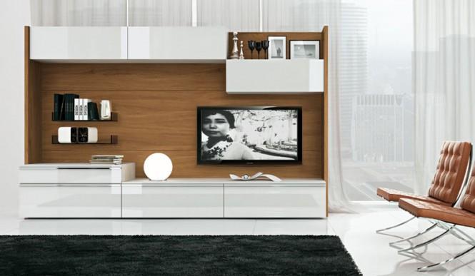 White Kitchen Lcd Tv