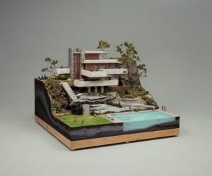 Frank Loydd Wright House Island