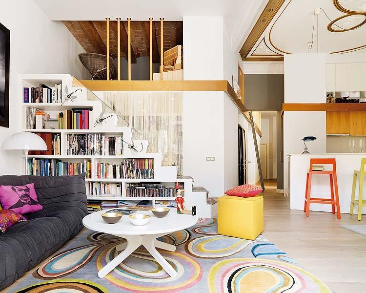 Barcelona House Living Room Interior Design Ideas