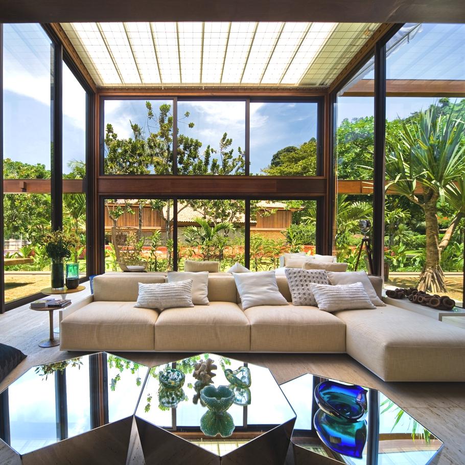 Home Design Ideas Youtube: A Stunning House Near Rio De Janeiro Coast