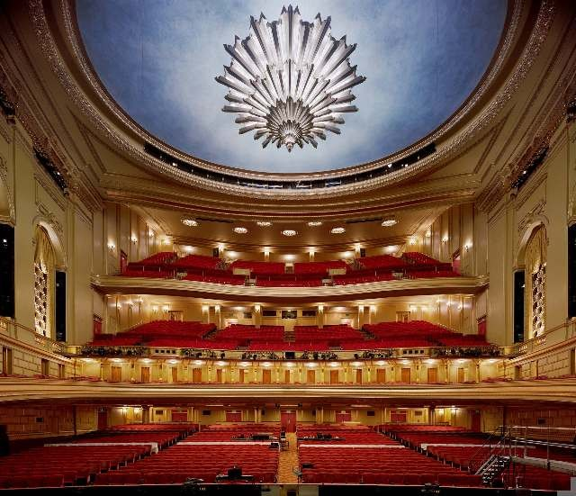 Fascinating Opera Houses Interiors Photographed By David