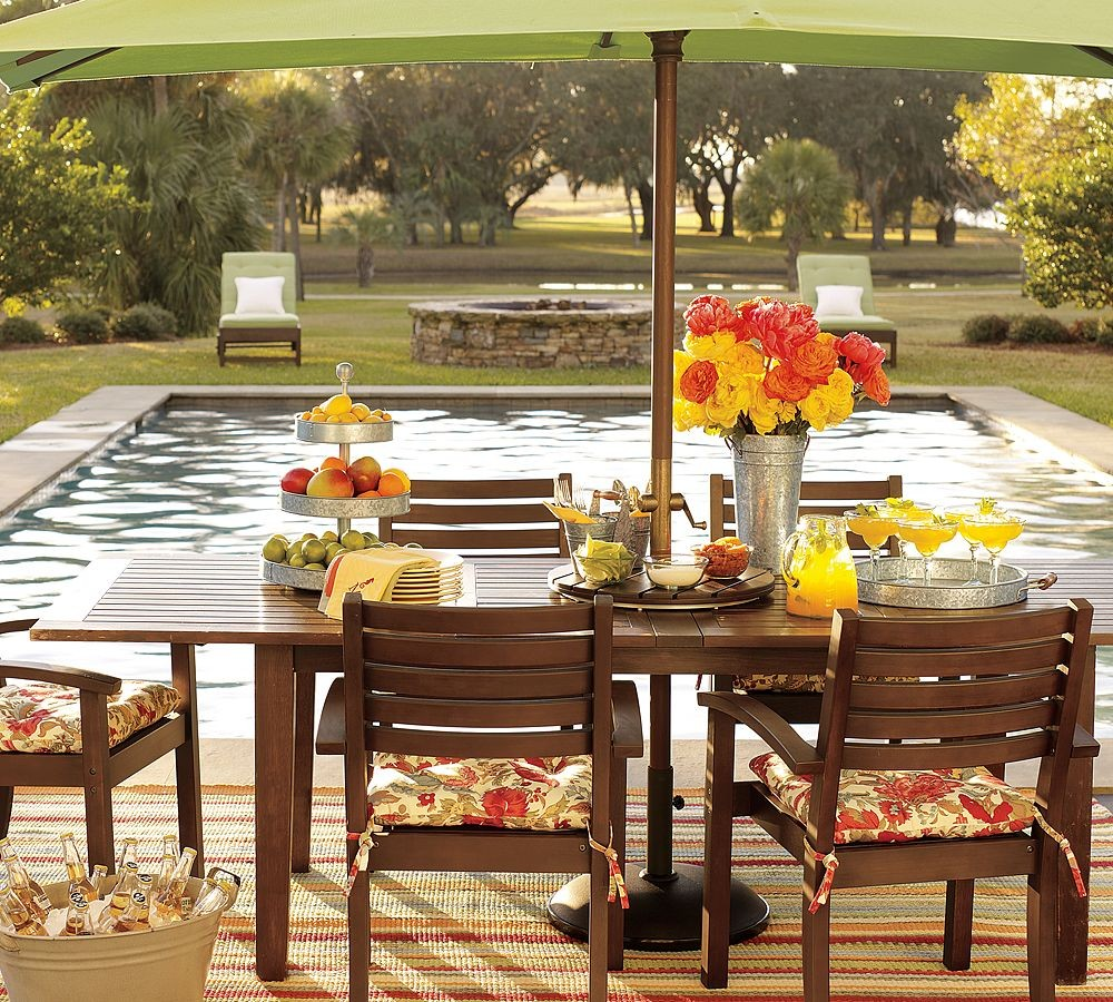 Outdoor Garden Furniture By Pottery Barn: Outdoor Garden Furniture By Pottery Barn