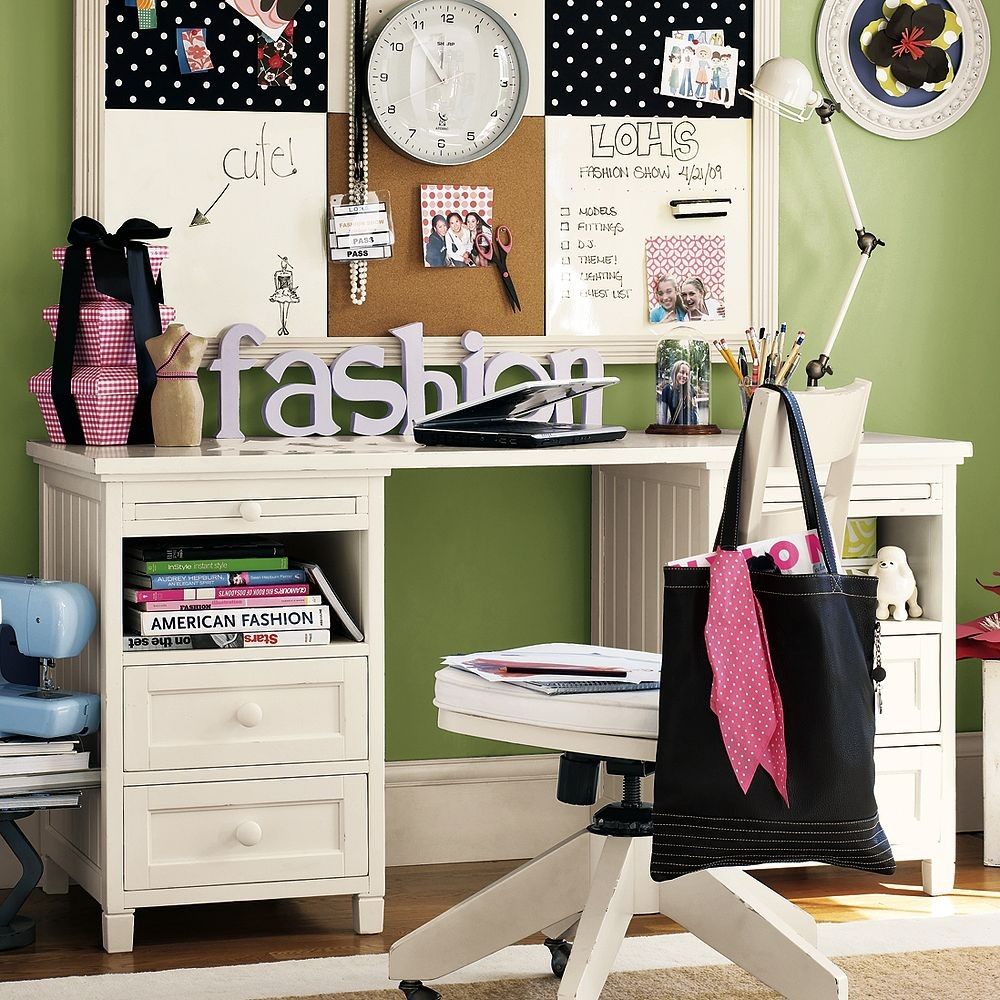 & Study Space Inspiration for Teens