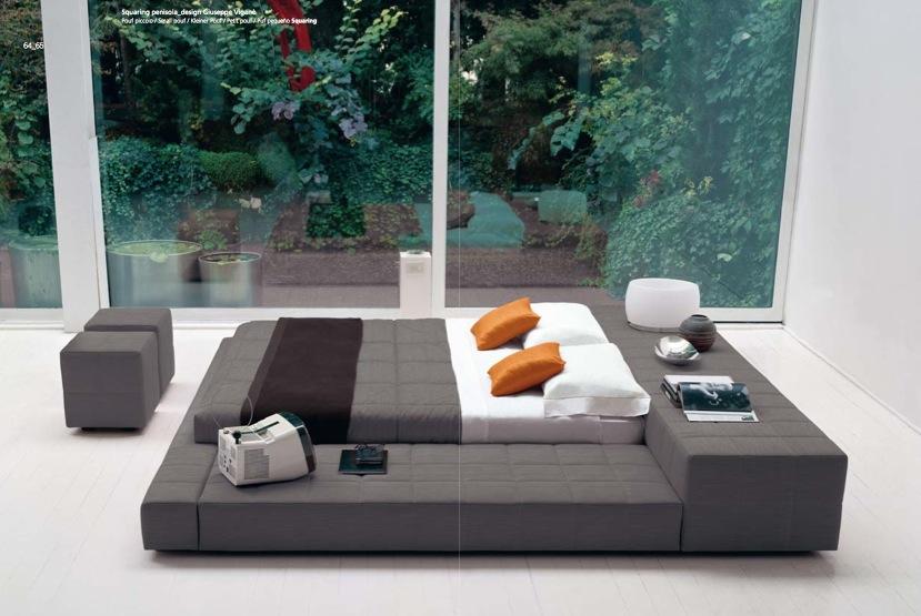 Luxury Beds From Bonaldo