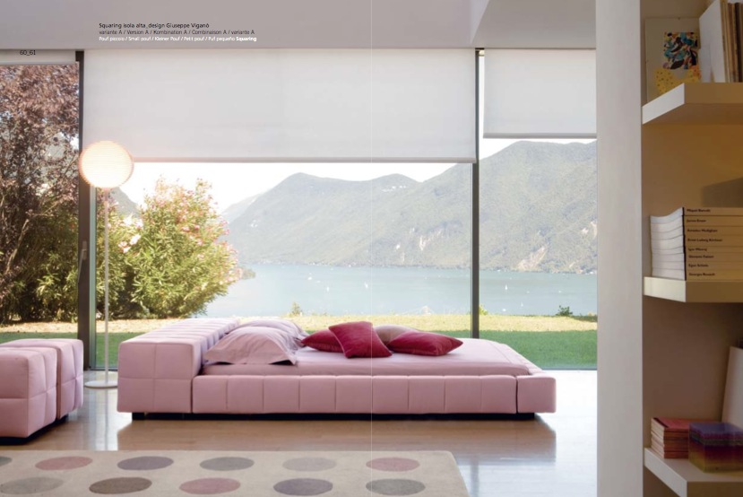Luxury Pink Bedroom Interior Design Ideas