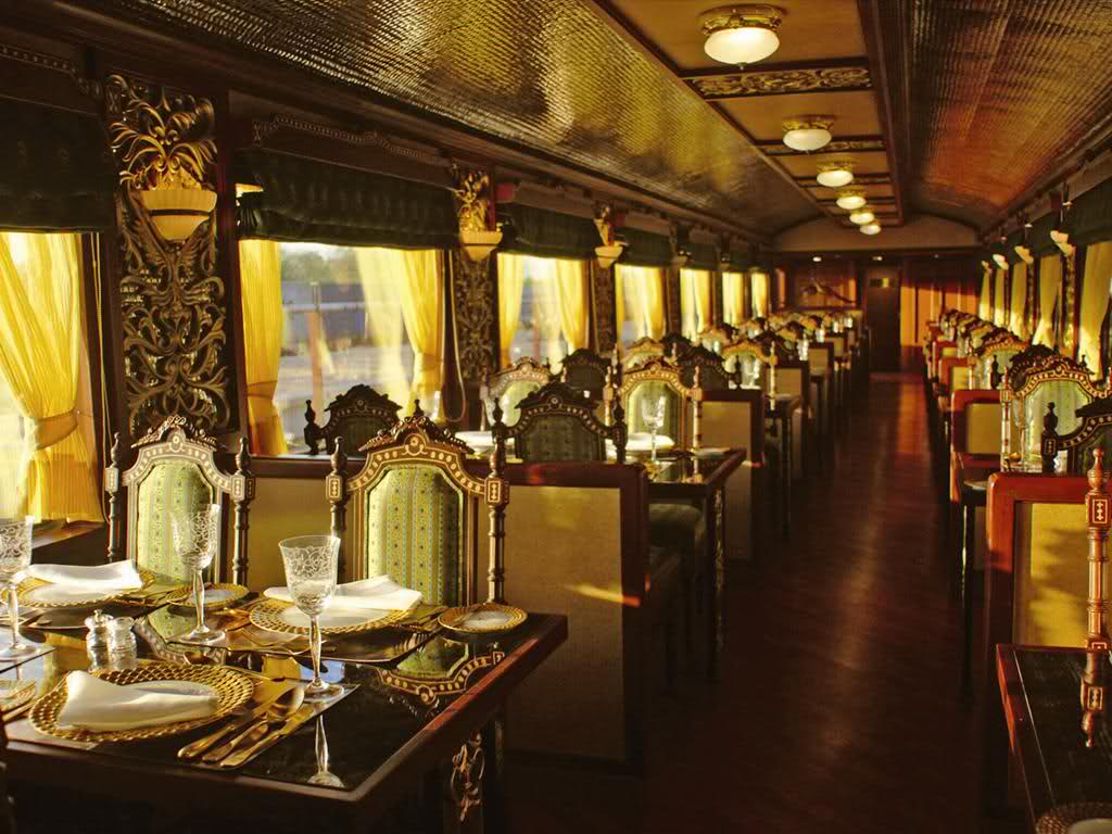 First Class Train Travel India