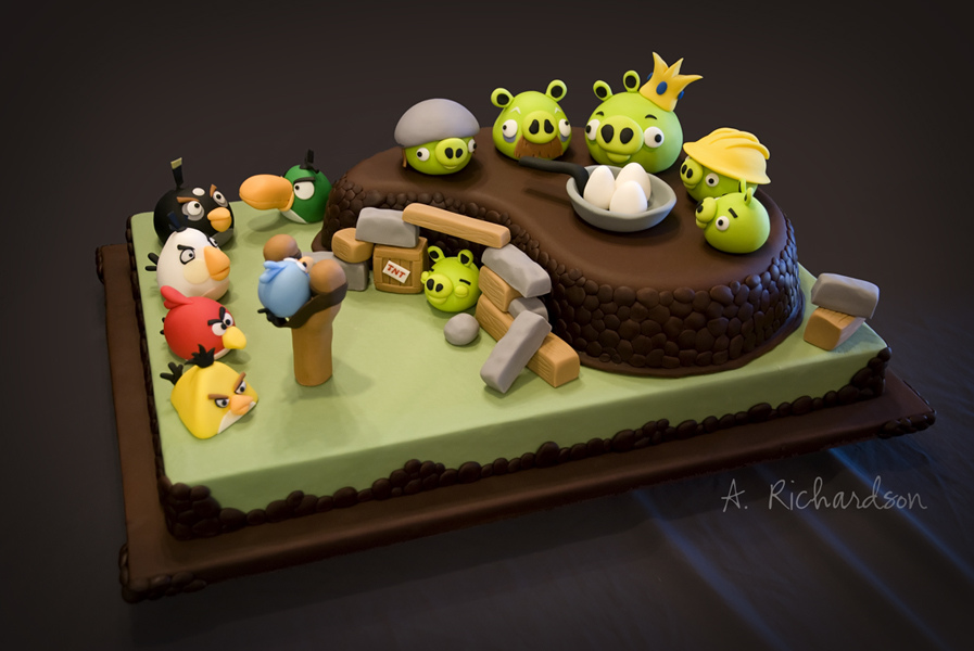 Angry Birds Inspired Accessories For Your Home