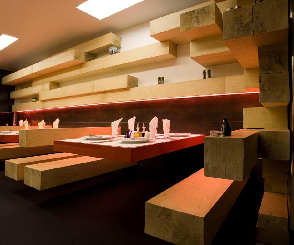 Airanah Design Fancy Restaurant Interior Design In Tehran