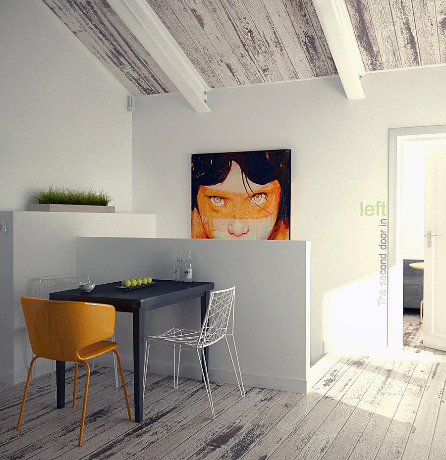 Interiors Design: Moody Melancholic Interiors