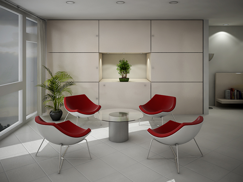 Modern Desk Design Home Offices
